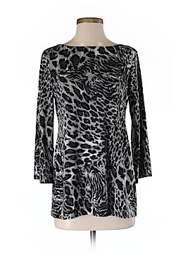 Sunny Leigh 3/4 Sleeve Blouse Size M