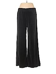 DKNY Women Velour Pants Size M
