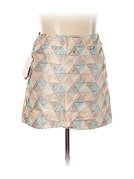 Per Se By Carlisle Silk Skirt Size 16
