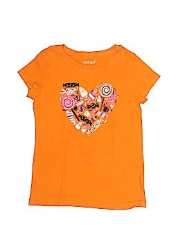 Cat & Jack Short Sleeve T-Shirt Size 6/6X