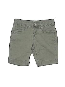 SONOMA life + style Denim Shorts Size 4 (Petite)