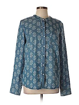 Splendid Long Sleeve Button-Down Shirt Size L
