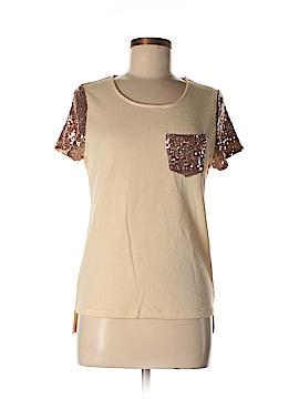 Fashionomics Short Sleeve Top Size S