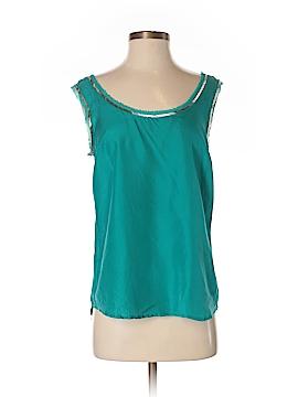 Ann Taylor LOFT Sleeveless Silk Top Size XS