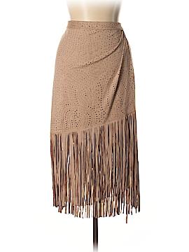 Boston Proper Casual Skirt Size L