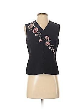 Petite Sophisticate Outlet Tuxedo Vest Size 4