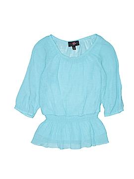 Iz Byer 3/4 Sleeve Blouse Size 7