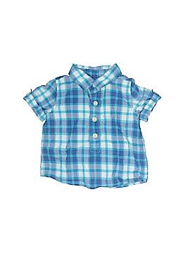 Baby Gap Short Sleeve Blouse Size 3-6 mo