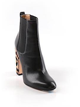 Francesco Russo Ankle Boots Size 35 (EU)
