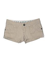 Fox Girls Khaki Shorts Size 3