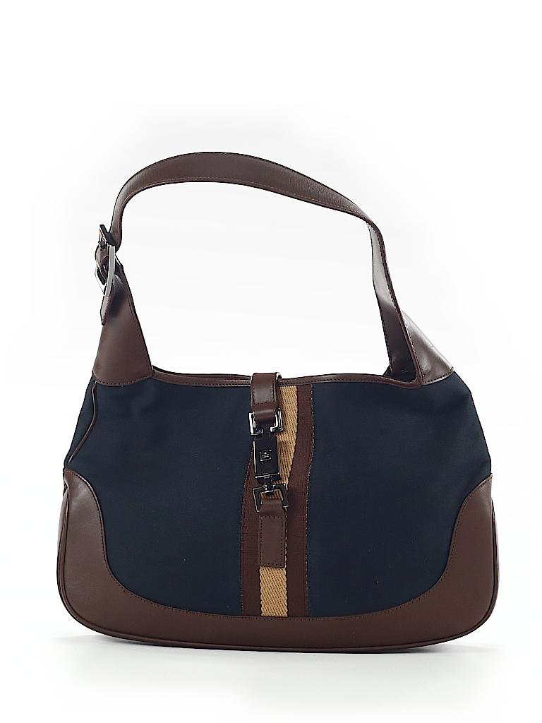 0a3252d31c5 Gucci Color Block Brown Shoulder Bag One Size - 50% off