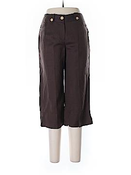Larry Levine Linen Pants Size 6