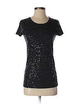 Donna Karan New York Short Sleeve Top Size S