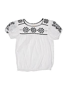 Peek... Short Sleeve Blouse Size 8