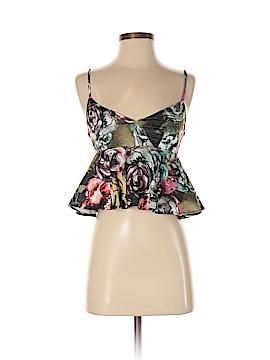 H&M Sleeveless Blouse Size 2