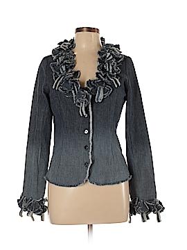 Anne Fontaine Denim Jacket Size 42 (EU)