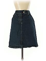 Ann Taylor Women Denim Skirt Size 4
