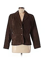Relativity Women Leather Jacket Size M