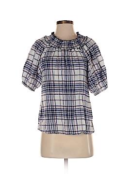 Tribal Short Sleeve Blouse Size XS