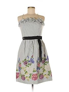 Velvet Casual Dress Size 8