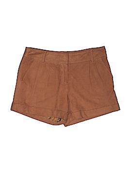 Hinge Leather Shorts Size 8