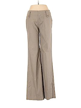 Costa Blanca Linen Pants Size 4