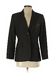 Anne Klein Women Wool Blazer Size 4