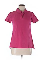 DKNYC Women Short Sleeve Polo Size M