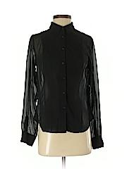 BCBGeneration Women Long Sleeve Blouse Size XS