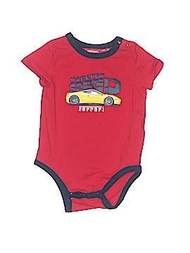 Ferrari Short Sleeve Onesie Size 3-6 mo