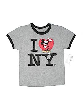Disney Store Short Sleeve T-Shirt Size 8