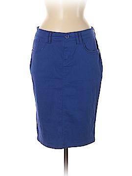 No Fuze Jeans Denim Skirt Size 7