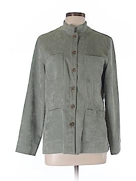 Norton Studio Long Sleeve Button-Down Shirt Size 10