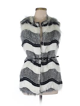 Derek Heart Faux Fur Vest Size L