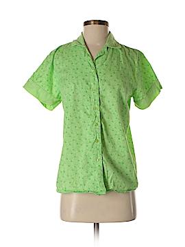 Disney Store Short Sleeve Button-Down Shirt Size XS