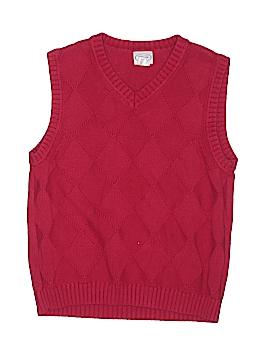 Talbots Kids Sweater Vest Size 8