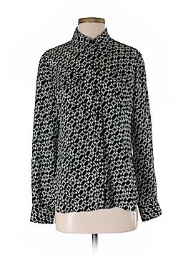 AK Anne Klein Long Sleeve Blouse Size 8