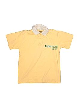 Eddie Bauer Short Sleeve Polo Size 7
