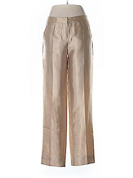 Max Mara Silk Pants Size 8