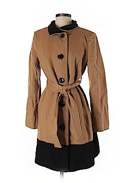 Dana Buchman Wool Coat Size S