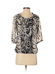 Express Women 3/4 Sleeve Blouse Size XS