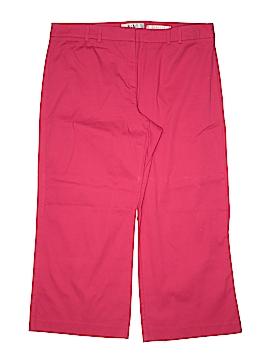 Nine & Company Khakis Size 16