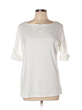 Karen Scott 3/4 Sleeve T-Shirt Size L