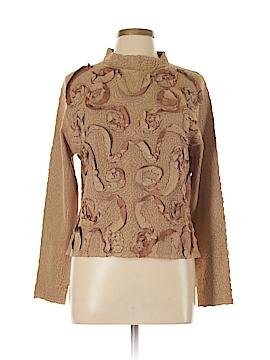 Alberto Makali Long Sleeve Blouse Size XL