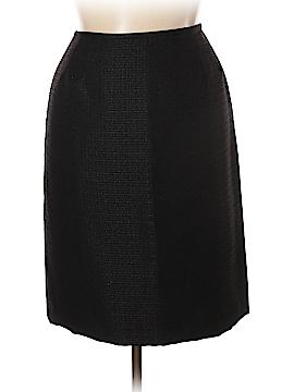 Evan Picone Casual Skirt Size 14 (Petite)