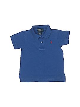 Polo by Ralph Lauren Short Sleeve Polo Size 12 mo
