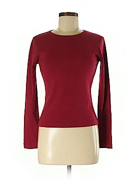 Moda International Long Sleeve T-Shirt Size M