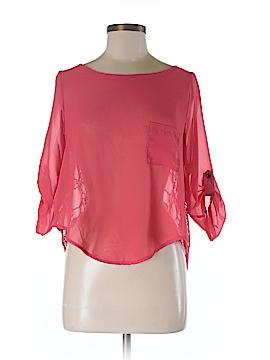 Geri C. 3/4 Sleeve Blouse Size M