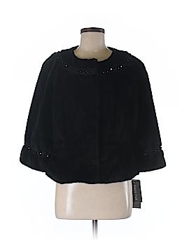 Terry Lewis Faux Fur Jacket Size M