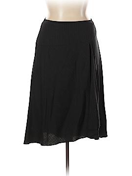 Garnet Hill Wool Skirt Size 14